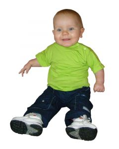 ETS 150 kids t-shirt limegreen
