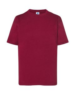 Kids T-shirt burgundy