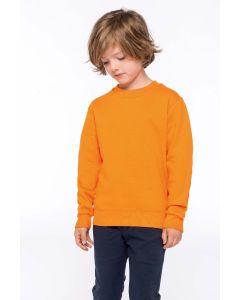 Kindersweater ronde hals