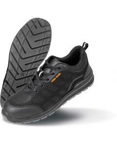 ALL BLACK SAFETY TRAINER