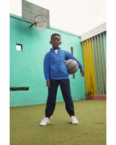 Kids Classic Elasticated Cuff Jog Pants (64-051-0)