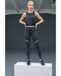 Panelled Legging